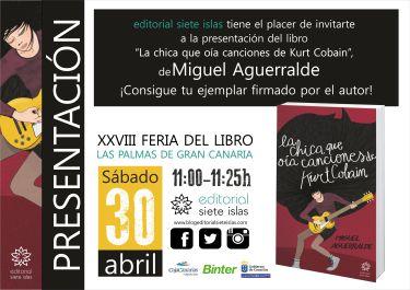Invitación LCQOCKC Feria del Libro LPGC 30deabril